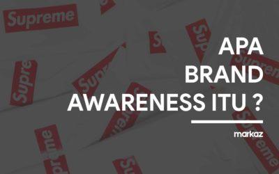 Brand Awareness Sebuah Produk